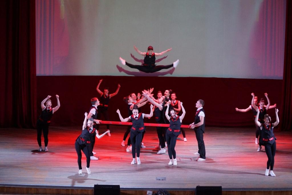 Конкурс хореографических коллективов вдохновение ульяновск